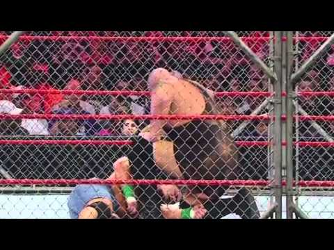 John Cena vs Big Show No Way Out 2012 Full Match | PopScreen