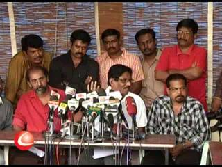 Director's Union Press Meet - Part I