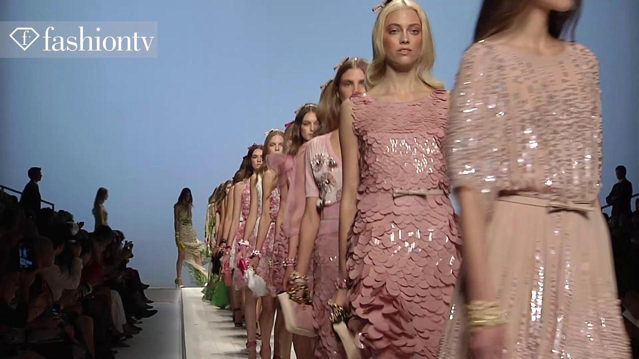Blugirl Full Show - Milan Fashion Week Spring 2012 | FTV | PopScreen
