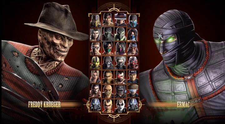 real mortal kombat online game