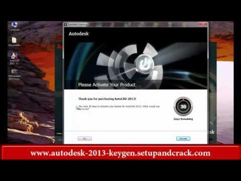 autocad 2013 free  with crack 64 bit