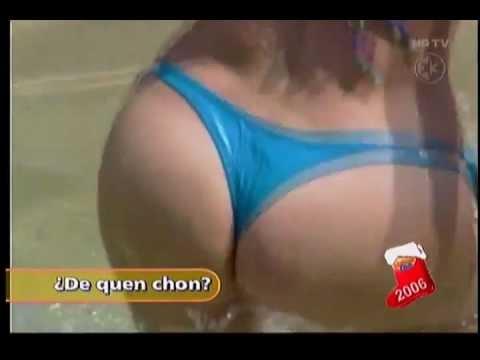 Alicia Machado en Tanga Sexy | PopScreen