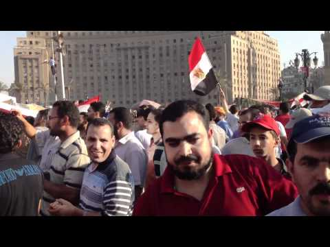 EGIPTO. Tahrir corona a Morsi | PopScreen