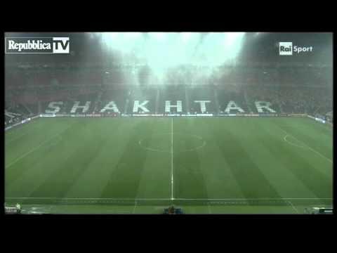 EURO 2012: Ucraina-Francia sospesa per nubifragio [IL VIDEO] 15/06/2012 | PopScreen