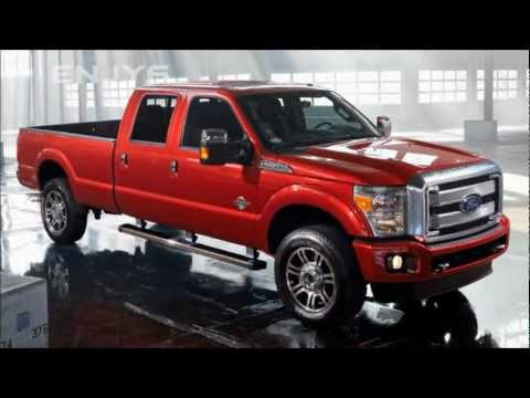 2013 F250 Super Duty Platinum HD | PopScreen