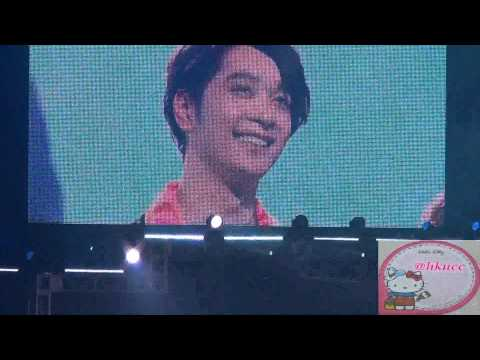 120529 2PM Budokan Concert - Thank U & Talk | PopScreen