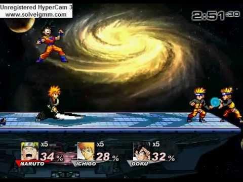 Super smash flash 2 WktsMjN0MUhsQUkx_o_super-smash-flash-2-naruto-vs-goku-vs-ichigo
