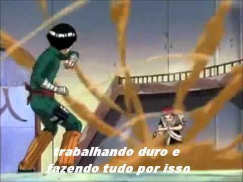 rock lee vs gaara amv sub portugues   PopScreen