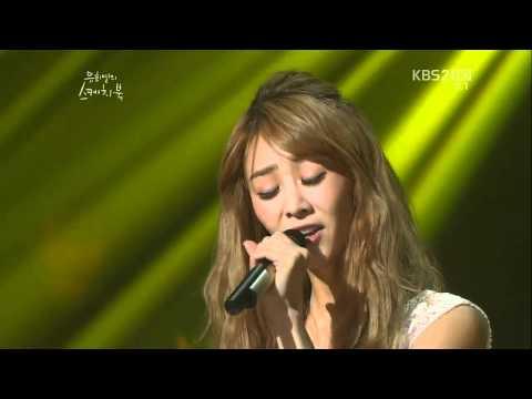 120629 Yoo Hee Yeol's Sketchbook - Kim Jin Pyo 김진표 feat. G.NA 지나 Sorry that I'm Sorry | PopScreen