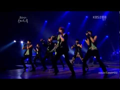 [Live HD 720p] 120615 - Infinite - The chaser - Yoo Hee Yeol's Sketchbook | PopScreen