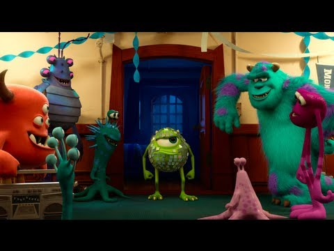 Monsters University Teaser - Pony | PopScreen