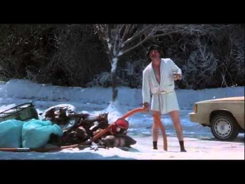 ... in the Christmas tree and mayhem that ensues. Happy Mayhem everybody