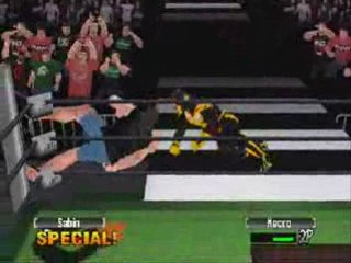 WWF No Mercy Mod - Hayabusa, La Parka, Jushin Liger | PopScreen