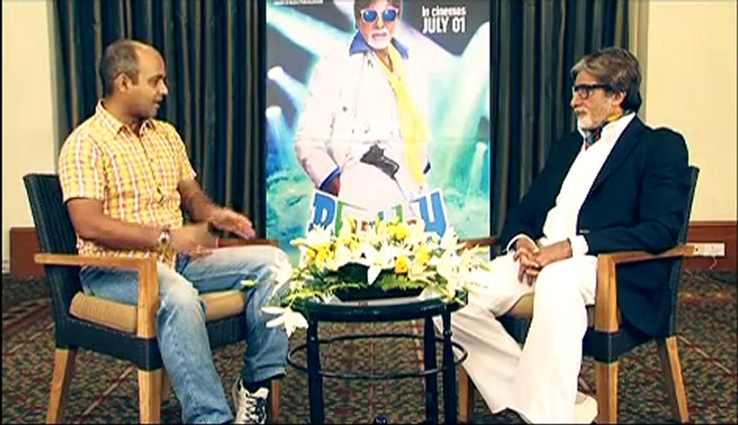 Hope Everything Goes Well For Abhishek & Aishwarya - Amitabh Bachchan Exclusive Interview | PopScreen