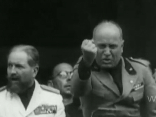 a biography of benito mussolini the dictator Benito mussolini was born in italy on july 29, 1883 his father was  dictator  mussolini took control of the press and used his secret police to silence all  dissent.