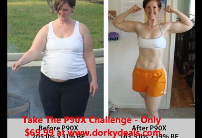 Dorky deals p90x