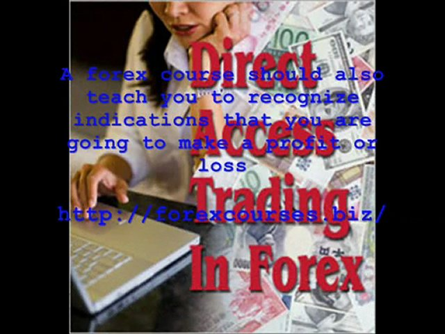 Best forex education courses