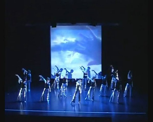 chor 233 graphie modern jazz gala de danse anamorphose popscreen