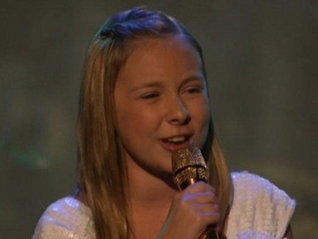 America's Got Talent _ Anna Graceman Sings | PopScreen