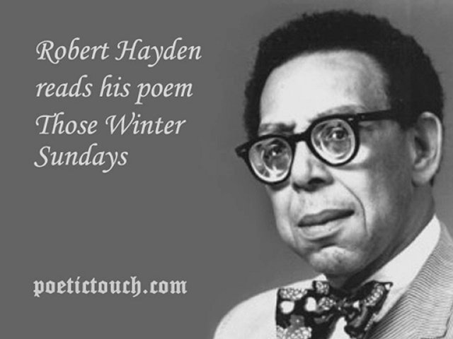 those winter sundays and my papas In what ways are the speaker of this poem and his family like the picnickers  i  ask my mother to sing, those winter sundays and my papa's waltz are all.