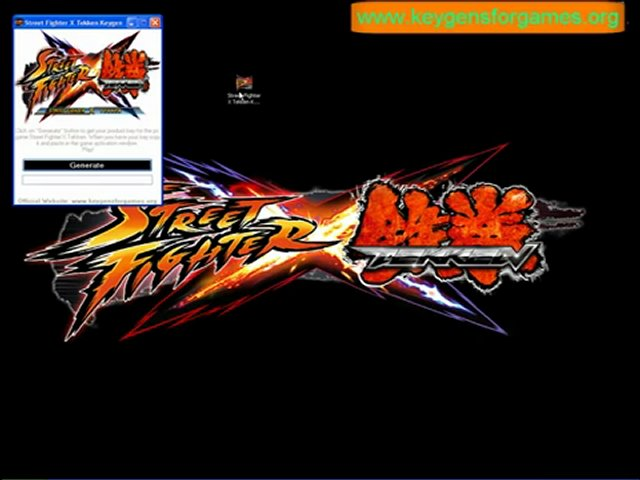 Street Fighter X Tekken PC ! Keygen ! Crack ! | PopScreen