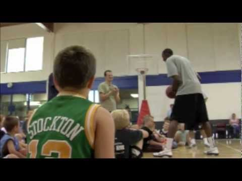 Jeremy Evans Jr. Jazz Clinic in St. George | PopScreen