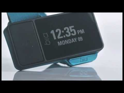 Bia: The first GPS sports watch you'll love | PopScreen