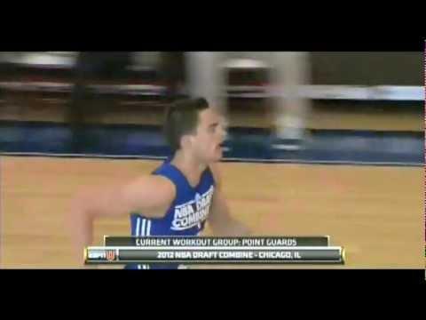 Tomas Satoransky 2012 NBA Draft Combine | PopScreen