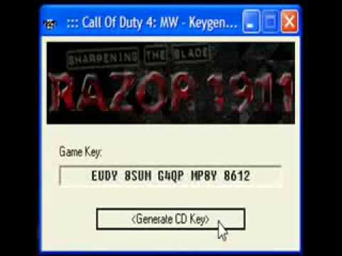 Download Call Of Duty 4 Free Serial Code free software - filecloudski