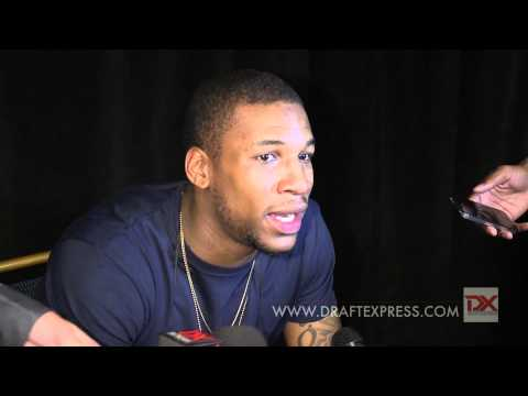 Thomas Robinson Draft Combine Interview | PopScreen