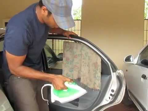 How to Repair Car Window Tinting? | Global Tint UK