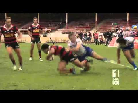 ABC TV 2012 Shute Shield Round 11B Preview Eastern Suburbs v Northern Suburbs | PopScreen
