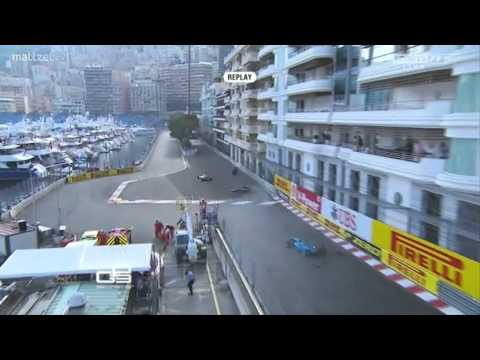 Conor Daly Horror Crash 2012 GP3 Series in Monaco | PopScreen