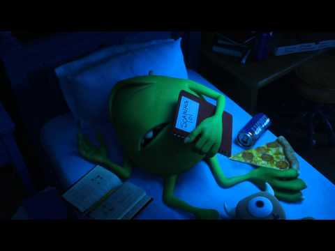 Monsters University - Trailer film 2012 in italiano presto al cinema speriamo non nel 2013 | PopScreen