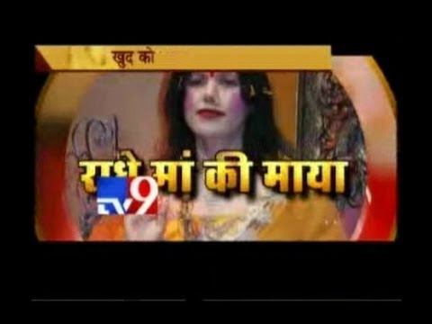 Radhe Maa is New 'Fraud Godman' like Nirmal Baba,Paul Dhinakaran???-TV9 | PopScreen