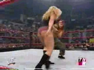 Trish vs Lita Bra & Panties Match | PopScreen