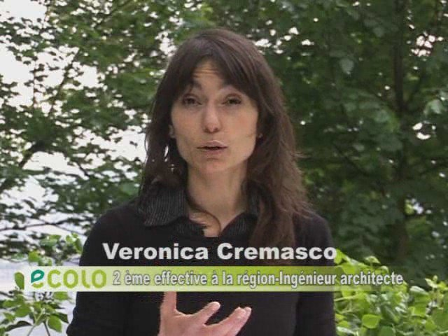 Veronica Cremasco (Ecolo) sur www.todayinliege.be