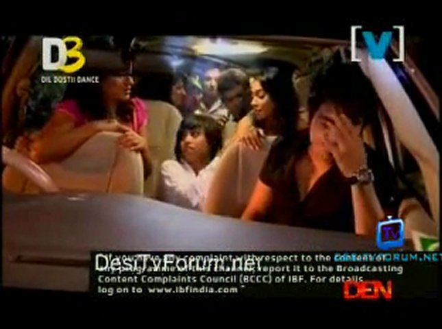 Dil dosti dance 16 january 2014 full episode - 100 floors