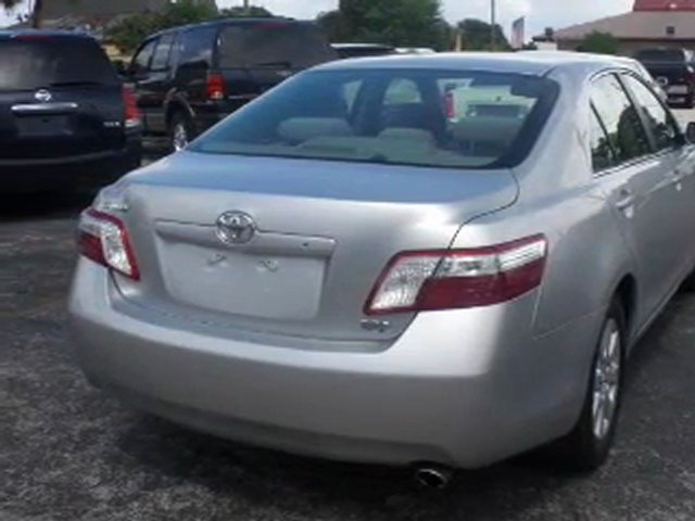 2007 toyota camry hybrid for sale in hollywood fl used toyota by popscreen. Black Bedroom Furniture Sets. Home Design Ideas