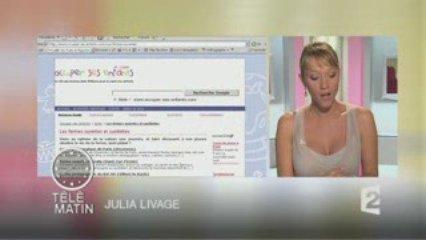 julia livage 1 | PopScreen