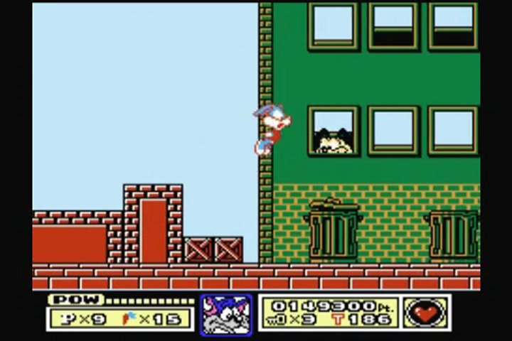 Longplay - Tiny Toon Adventures(NES) | PopScreen