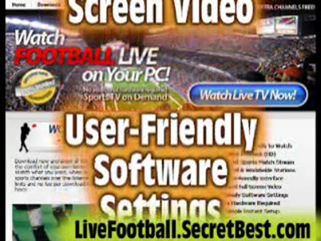 site for watching live football matches