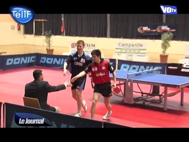 Tennis de table pro a pontoise hennebont val d 39 oise - Stage tennis de table hennebont ...