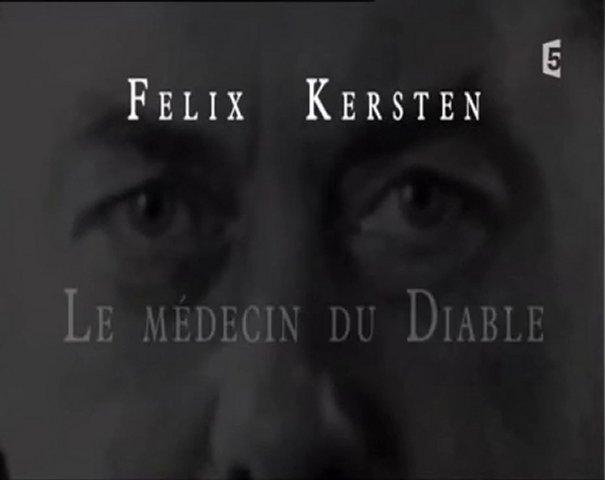 Felix kersten le medecin du diable 1 popscreen for Le miroir du diable