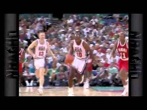 Drexler on the Dream Team Barcelona '92 | PopScreen