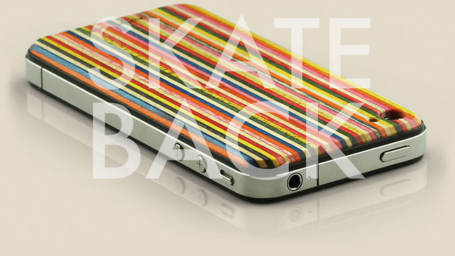 Grove + MapleXO iPhone SkateBack | PopScreen