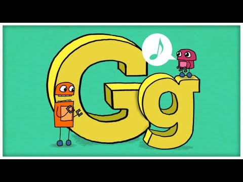 ABC Song - Letter G - Gimme G by StoryBots | PopScreen