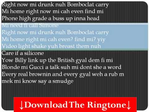 POPCAAN - Summer Wave (When Mi Party) Lyrics | PopScreen