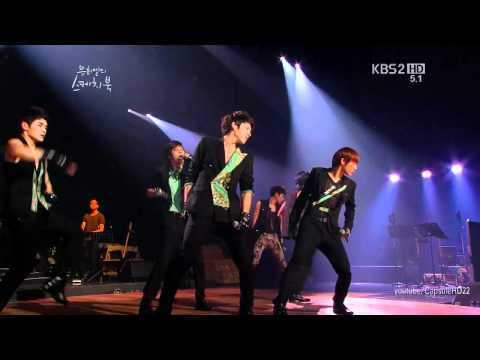 [Live HD 720p] 120615 - Infinite - Be mine - Yoo Hee Yeol's Sketchbook | PopScreen