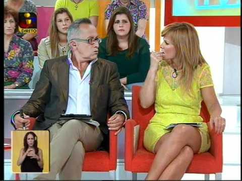 Você na TV ( TVI ) 04 / 07 / 2012 | PopScreen